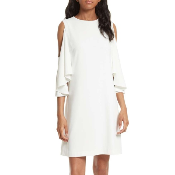 d779d43f0fee Alice + Olivia Dresses | Alice Olivia Coley Cold Shoulder Aline ...